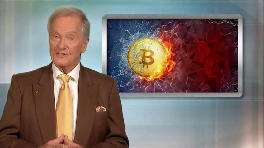 Swiss America TV Commercial, 'Bitcoin' Featuring Pat Boone - iSpot.tvSwiss America TV Commercial, 'Bitcoin' Featuring Pat Boone - 웹