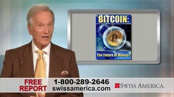 Swiss America TV Spot, 'Bitcoin' Featuring Pat Boone - Thumbnail 7