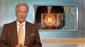 Swiss America TV Spot, 'Bitcoin' Featuring Pat Boone - Thumbnail 1