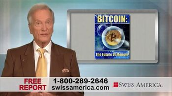 Swiss America TV Spot, 'Bitcoin' Featuring Pat Boone - Thumbnail 6