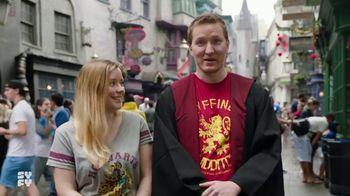 Syfy Wizarding World of Harry Potter Sweepstakes TV Spot, 'Holiday Trip'