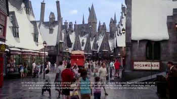 Syfy Wizarding World of Harry Potter Sweepstakes TV Spot, 'Holiday Trip' - Thumbnail 7