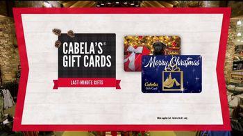 Cabela's Christmas Sale TV Spot, 'Last Minute Gifts: Huntingwear' - Thumbnail 7