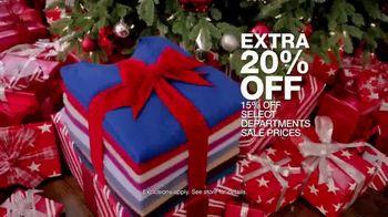 Macy's Super Saturday TV Spot, 'Last Minute Gifts' - Thumbnail 8