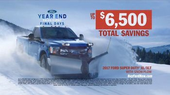 Ford Year End Sales Event TV Spot, 'Snow Day' [T2] - Thumbnail 8
