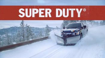 Ford Year End Sales Event TV Spot, 'Snow Day' [T2] - Thumbnail 3