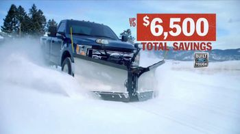 Ford Year End Sales Event TV Spot, 'Snow Day' [T2] - Thumbnail 5
