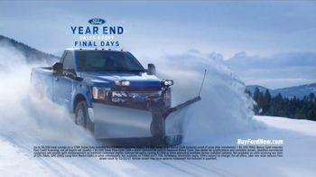 Ford Year End Sales Event TV Spot, 'Snow Day' [T2] - Thumbnail 7