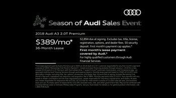 Season of Audi Sales Event TV Spot, 'Instincts' [T2] - Thumbnail 9