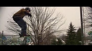 The North Face TV Spot, 'Imagination' Featuring Tom Wallisch - Thumbnail 4