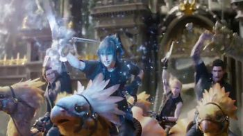 Final Fantasy XV: A New Empire TV Spot, 'Alliance' Featuring Alexis Ren