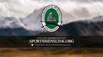 Congressional Sportsmen's Foundation TV Spot, 'The Water' Ft. Rob Wittman - Thumbnail 9