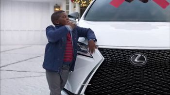 Lexus December to Remember Sales Event TV Spot, 'Stunned: 2018 NX 300 AWD' [T2] - 2809 commercial airings