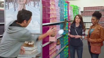 Shoe Carnival TV Spot, 'Snowball Surprise: Boots' Featuring Zach King - 98 commercial airings