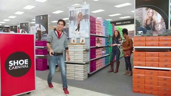 Shoe Carnival TV Spot, 'Snowball Surprise: Boots' Featuring Zach King - Thumbnail 1