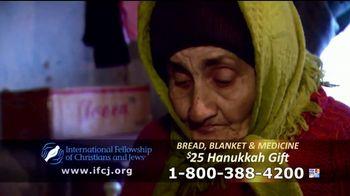 International Fellowship Of Christians and Jews TV Spot, 'Hanukkah Help' - Thumbnail 10