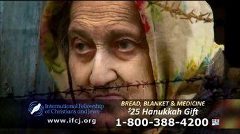 International Fellowship Of Christians and Jews TV Spot, 'Hanukkah Help' - Thumbnail 6