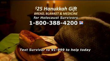 International Fellowship Of Christians and Jews TV Spot, 'Hanukkah Help'