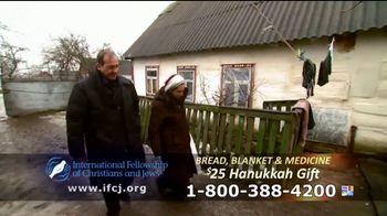 International Fellowship Of Christians and Jews TV Spot, 'Hanukkah Help' - Thumbnail 8