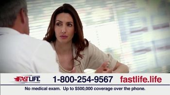 FastLife TV Spot, 'Protect Your Family' - Thumbnail 2