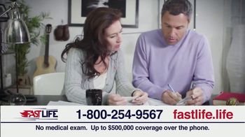 FastLife TV Spot, 'Protect Your Family' - Thumbnail 3