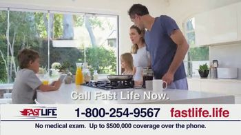 FastLife TV Spot, 'Protect Your Family' - Thumbnail 4