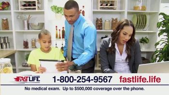 FastLife TV Spot, 'Protect Your Family' - Thumbnail 6