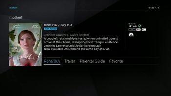 XFINITY On Demand TV Spot, 'X1: mother!' - Thumbnail 4