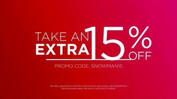 Kohl's After Christmas Sale TV Spot, 'Now's the Time' - Thumbnail 9