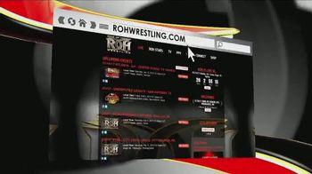 ROH Wrestling TV Spot, '2018 International TV Tapings' - Thumbnail 9