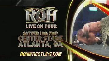 ROH Wrestling TV Spot, '2018 International TV Tapings' - Thumbnail 7