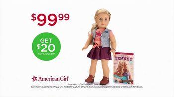 Kohl's TV Spot, 'Give Joy, Get Joy: American Girl Dolls' - Thumbnail 5