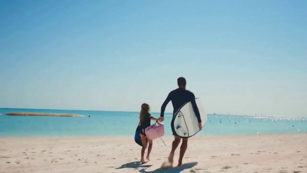 Expedia TV Commercial, 'Beaches'