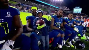 NFL TV Spot, '2018 Pro Bowl' Song by Spencer Ludwig - 507 commercial airings