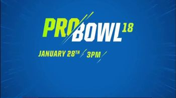 NFL TV Spot, '2018 Pro Bowl' Song by Spencer Ludwig - Thumbnail 10