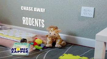 Atomic Zapper TV Spot, 'Drive Pests Away'