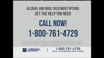 The Addiction Recovery Group TV Spot, 'Help is Available' - Thumbnail 6