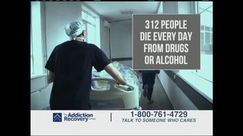 The Addiction Recovery Group TV Spot, 'Help is Available'