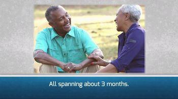 Covance Clinical Trials TV Spot, 'Study 446: Seniors: 2 Nights' - Thumbnail 3