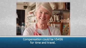 Covance Clinical Trials TV Spot, 'Study 446: Seniors: 2 Nights'