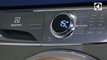 Electrolux SmartBoost Washer TV Spot, 'Secret to Looking Flawless: $100 Back & BOGO' - Thumbnail 4
