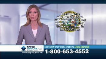 Napoli Shkolnik PLLC TV Spot, 'Southern California Wildfire' - Thumbnail 4