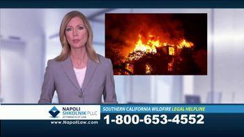 Napoli Shkolnik PLLC TV Spot, 'Southern California Wildfire' - Thumbnail 5