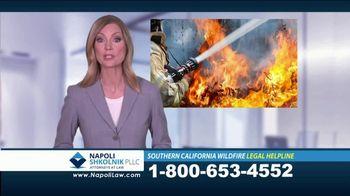 Napoli Shkolnik PLLC TV Spot, 'Southern California Wildfire' - Thumbnail 6
