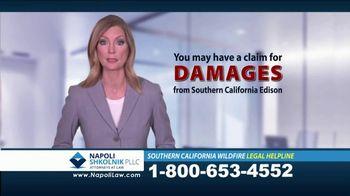 Napoli Shkolnik PLLC TV Spot, 'Southern California Wildfire' - Thumbnail 7