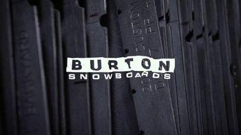 Burton Snowboards TV Spot, 'Built on Boards' - Thumbnail 1