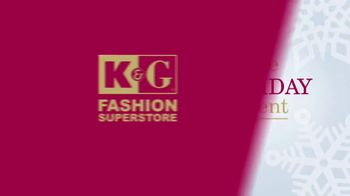 K&G Fashion Superstore The Holiday Event TV Spot, 'Women's Suits and Boots' - Thumbnail 1