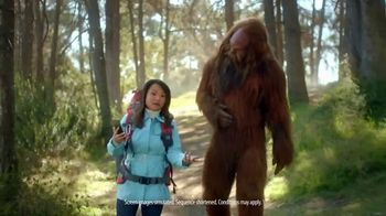 Quicken Loans Rocket Mortgage TV Spot, 'Megan and Bigfoot'