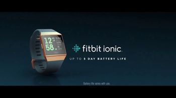 Fitbit Ionic TV Spot, 'Train Your Own Way' - Thumbnail 10