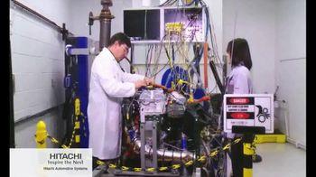 Hitachi TV Spot, 'Automotive Industry'